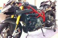 Ducati 1098R bayliss Desmoservis