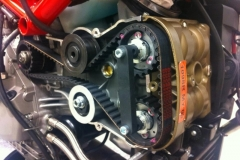 Ducati timing belts service